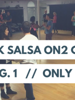 4-Week Salsa On2 Course