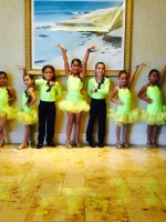 Majesty Presents...8 Week Salsa Course for KIDS