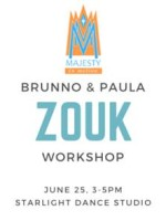 Zouk Dance Workshop - Basics & Beyond