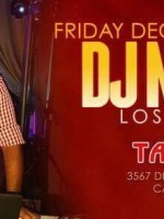 Salsa & Bachata Holiday Party with guest DJ at Tango Del Rey
