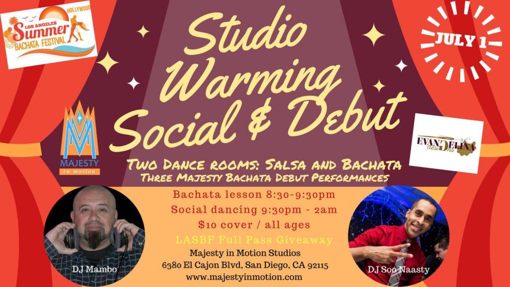 Majesty Studio Warming Party