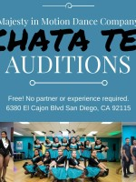 Bachata Team Auditions
