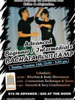 Bachata Bootcamp - October 14, 2012