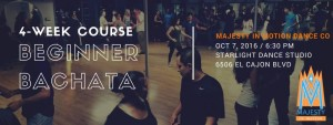Beginner Bachata Course