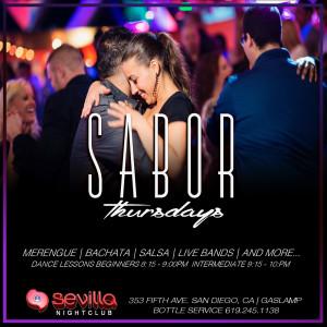 Cafe Sevilla Salsa Thursday