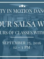FREE 3-Hour Salsa Workshop