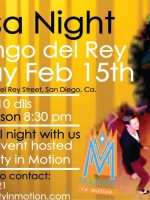 Friday Night Salsa