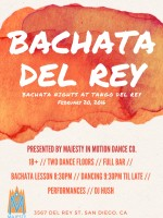 Bachata Del Rey - May 28th