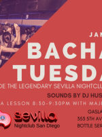 Bachata Tuesdays @ Cafe Sevilla