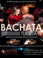 Bachata Tuesdays @ Sevilla Nightclub