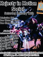 Majesty Salsa Dancing Social - January 12, 2013