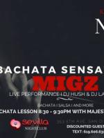 Migz in Concert | Sevilla Nightclub San Diego