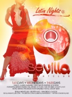 Sevilla Latin Salsa Nights