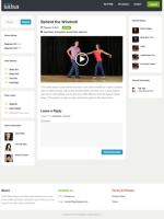 Get online salsa lessons from Jennifer and David Stein at Gotta Salsa