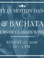 Free Salsa & Bachata Workshop!!
